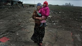 Gypsies Lives In Limbo After Eviction In Romania