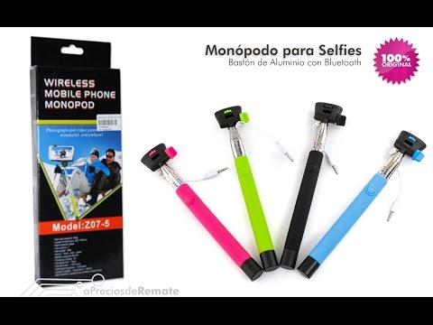 Monópodo para Selfie - aPreciosdeRemate