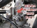 Cara Menyetel Setelan Angin Carburator Tipe Skep Yang Pas