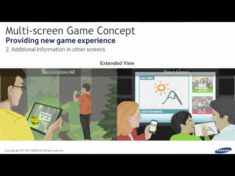 Unite 2014 - Samsung Game Platform