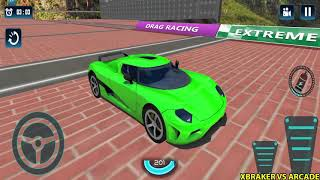Extreme GT Sport Car Racing Stunts: Impossible Car Tracks 3D Levels 1 to 7 Completed Gameplay 3D