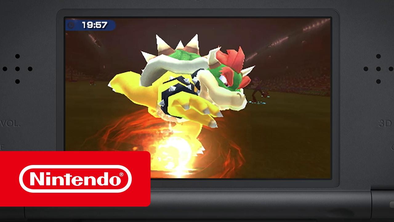 Mario Sports Superstars - Trailer Going for goal