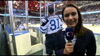 Petri Kontiola Interview Finland - Canada 2014