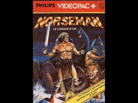 Nr. 56 Norseman   Philips Spielekonsolen   G7000 / G7400 / Videopac / Videopac+
