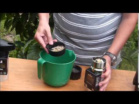 Medidor de Humedad WILE para Café y Cacao
