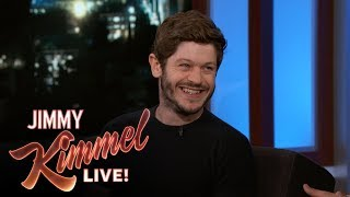 Iwan Rheon on Getting Eaten by Dogs on Game of Thrones
