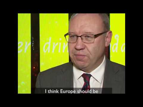 Beer Serves Europe VI - MEP Derek Vaughan