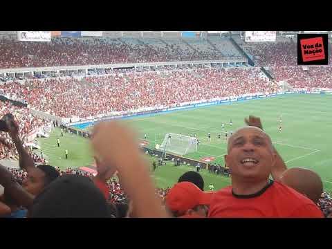 Vai pra cima deles mengooo - Raça Rubro Negra Flamengo 1x0 Santos