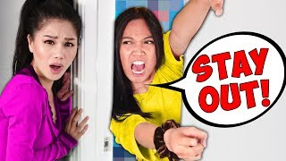 REGINA IS HIDING SOMETHING IN HER SECRET ROOM! I Reveal Aerobics Workout & Daniel vs Hackers in Car