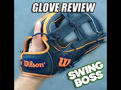 Wilson a2000 MC24 GOTM 12.25″ Baseball Softball Glove Review