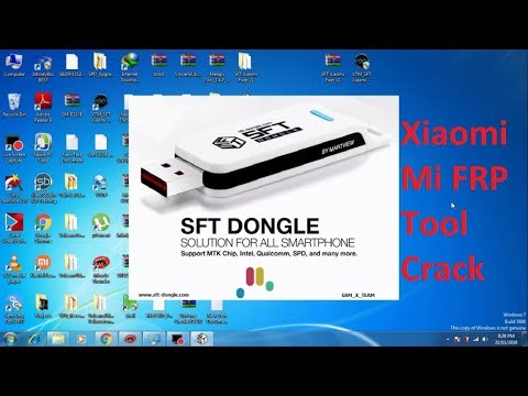 Xiaomi Mi SFT Crack Tool[Download Link|| Reset FRP ||Clean MiCloud