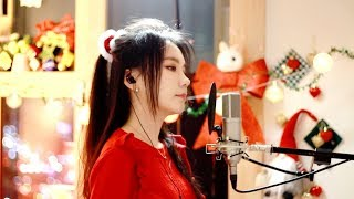 Ariana Grande - Santa Tell Me ( cover by J.Fla )