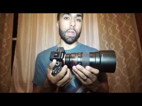 SAMYANG 135MM F/2 ED UMC LENS REVIEW FOR SONY E MOUNT W/SAMPLE IMAGES-THE ULTIMATE PORTRAIT LENS!!!