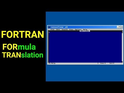 Introduction to Fortran Programming   How to install Fortran 77   How to run Programs on Fortran 77