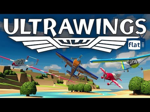 Ultrawings Flat: Switch, PS4, and Steam thumbnail