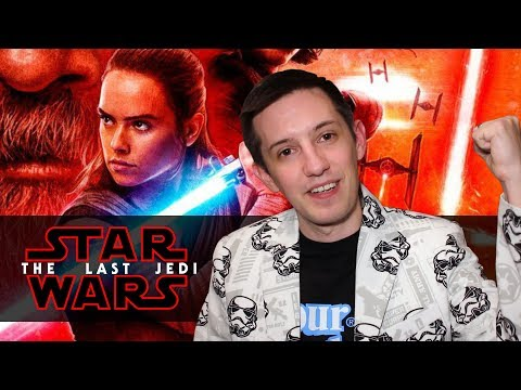 The Last Jedi Review (SPOILERS After 3 Minutes)