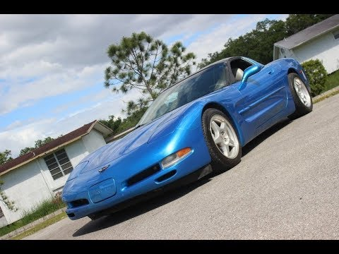 Video of '97 Corvette Offered by Skyway Classics - PSRK