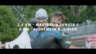 Österreichische Open Water Meisterschaft 2018 – Teaser