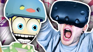 THE FUNNEST VIRTUAL REALITY GAME!!   Rec Room