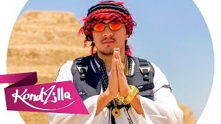 O Faraó Voltou pra Tumba (KondZilla – Filmado no Egito)