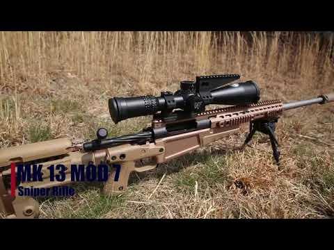 Tactical Tuesday: USMC Mk 13 Sniper Rifle - смотреть онлайн