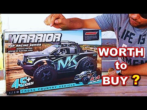 SUBOTECH bg1525 RC Monster Truck - FULL REVIEW