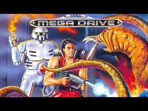 Alien Storm (Sega Genesis) Walkthrough (Hard Difficulty)