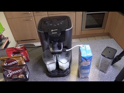 Philips Senseo Latte Duo HD6574 Kaffeepadmaschine - TEST