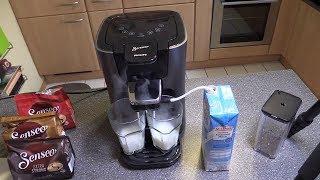 Philips Senseo Latte Duo HD6574 Kaffeepadmaschine - TEST