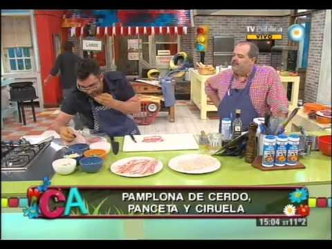 Pamplona de cerdo