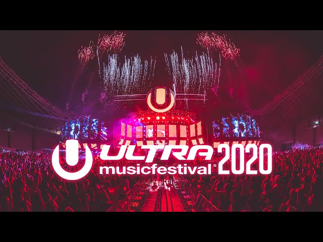 Ultra Music Festival 2020 - Warm Up Festival Mashup Mix - Best EDM & Electro House Music