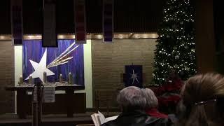 "Christmas Eve Carols and Hymns and ""Messengers and Babies"""