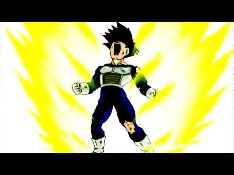 Gohan Goes SSJ2 For The First Time HD