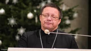Abp Grzegorz Ryś | Rekolekcje dla Łodzi (1)