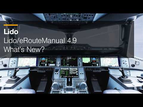 Embedded video for Save Time and Effort with the Lido eRouteManual