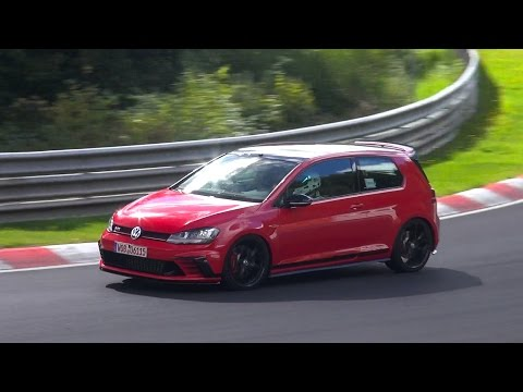 2016 volkswagen golf gti clubsport races the nurburgring in production spec autoevolution. Black Bedroom Furniture Sets. Home Design Ideas