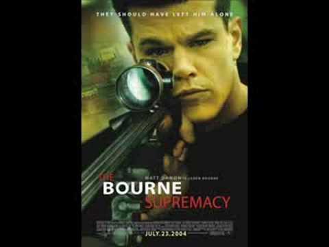 The Bourne Supremacy OST Goa