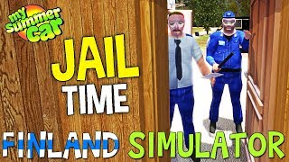My Summer Car - JAIL SENTENCE & NEW VAN (MY SAVE FILE) - My Summer Car Gameplay