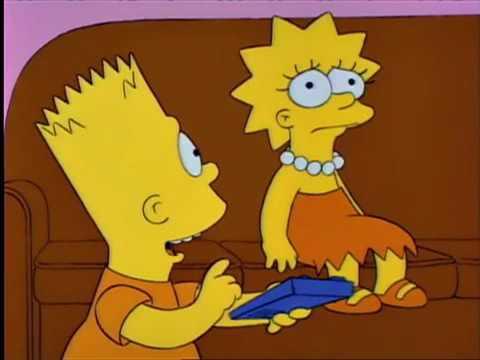 The Simpsons - Lisa Breaks Ralph's Heart