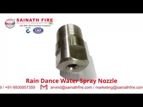 Cement Dust Water Spray Nozzle