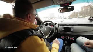 Смотреть онлайн Обзор: Alfa Romeo Giulietta
