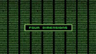 Four Dimensions - First Dimension
