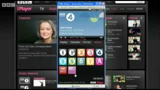 Listening to BBC Radio on the new BBC iPlayer