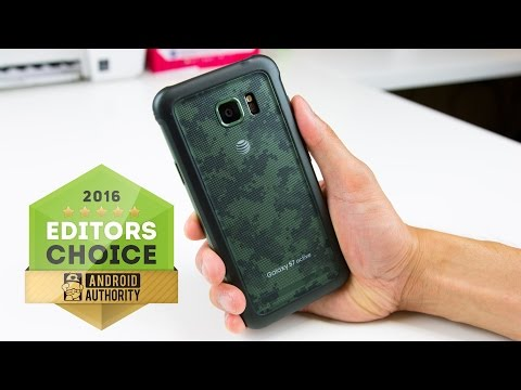Samsung Galaxy S7 Active Review!