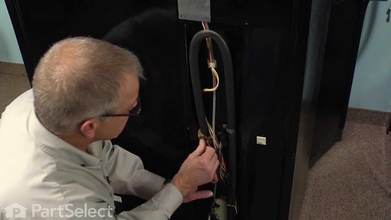 Replacing your Amana Refrigerator Bimetal Defrost Thermostat