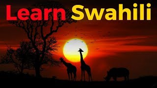 Download Learn Swahili While You Sleep 😀 Most Important Swahili