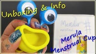 Merula Cup - Unboxing & Info - Menstrual Cup