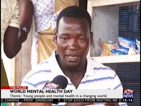 World Mental Health Day - The Pulse on JoyNews (10-10-18)