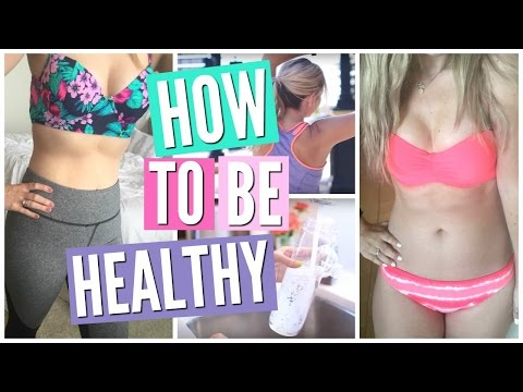Video 6 Ways to Get Fit and Healthy for SPRING!