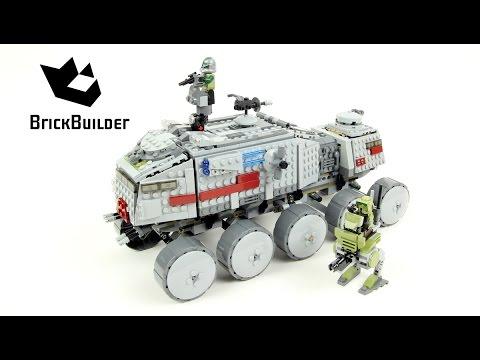 Vidéo LEGO Star Wars 75151 : Clone Turbo Tank
